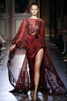 unknown fashion: fashion week f/w 11/12. Zuhair Murad