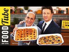 How To Make Focaccia   Jamie & Gennaro - YouTube