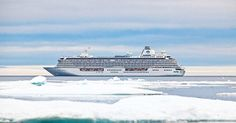Cruise ship completes first Northwest Passage trip