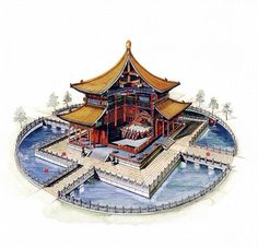 See the Unique Anatomy of These 10 Classical Chinese Buildings http://www.visiontimes.com/2015/04/05/see-the-unique-anatomy-of-these-10-classical-chinese-buildings.html