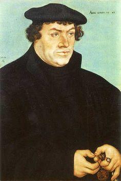 Johannes Bugenhagen, 1532, Lucas Cranach the Elder