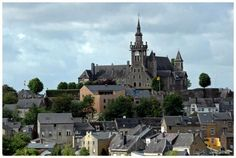 a few times every year I visit Arlon - especially for the market on thursdays in summertime...beginning in may :)
