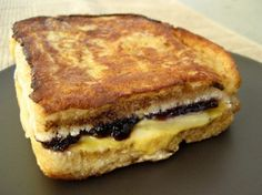 meatless monte cristo sandwich