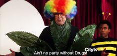 TV pot Chevy Chase drug nbc community donald glover community gif Troy Barnes pierce hawthorne