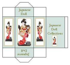 Japanese doll box- Maria Jesús - Picasa Web Albums