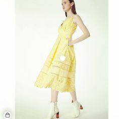 🍋🍋🍋Lots of love Zest 🍋🍋🍋🍋 #dress #yellow #zest #weekend #lemon #ootd #sunday #sunshine #fashion #style #shoponline #editorionline.eu  #THREEFLOOR Three Floor, Famous Brands, Online Shopping, Shop Now, Sunshine, Lemon, Sunday, Ootd, Boutique