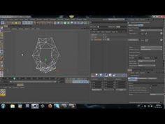 (107) CINEMA 4D - plexus Effect - Tutorial (SuperTracer2012) - YouTube