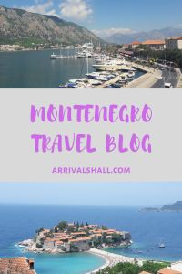 Montenegro Travel Blog – Arrivals Hall #travel #traveltips #Europe Travel Around Europe, Europe Travel Guide, Travel Destinations, Europe Beaches, Montenegro Travel, Best Places To Travel, Day Trips, Travel Inspiration, Tourism