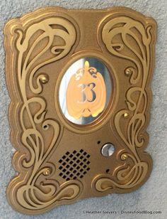 The new Club 33 doorbell.
