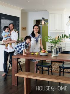 A Black & White Kitchen Makeover By Sarah Richardson Design