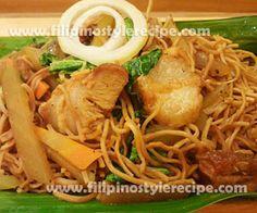 Pansit Habhab | Filipino Style Recipe