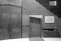 foto 2009;   architetti: L. Magistretti e L. Tedeschi;  chiesa di Santa Maria Nascente, Piazza S. Maria Nascente 2;  anno 1953-55