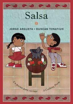 Salsa: Un Poema Para Cocinar by Jorge Argueta