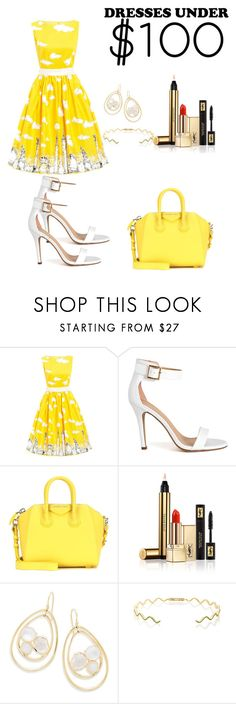 """""""summer time """" by farahalmazyad ❤ liked on Polyvore featuring Givenchy, Yves Saint Laurent, Ippolita and Sabine Getty"""