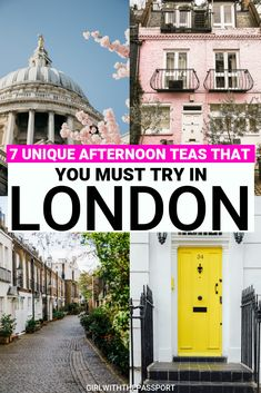 Love quirky afternoon tea in London? Then check out these 7 amazing themed afternoon tea London experiences that every foodie must try! European Destination, European Travel, Themed Afternoon Tea London, Europe Travel Tips, Travel Guide, Travel Destinations, Holiday Destinations, Time Travel, Travel Ideas