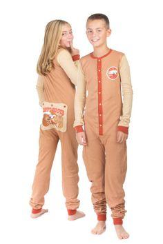 Boys & Girls Kid's Union Suit Onesie Pajamas Happy Camper Design On Butt Flap Onesie Pajamas, Boys Pajamas, Union Suit Pajamas, Barefoot Kids, Matching Family Pajamas, One Piece Pajamas, Matching Outfits, Boy Fashion, Boy Or Girl