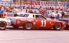 Nashville 1973 Cale Yarborough