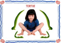 tortue modèle Baby Yoga, Baby Gym, Yoga For Kids, Exercise For Kids, Yoga Breathing Techniques, Yoga Sport, Yoga Movement, Yoga Nidra, Gym Classes