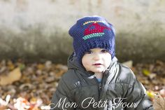 Slouchy beanie with