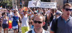 Gay Pride pochod v Prahe bol historicky prvýkrát zastúpený aj pedofilmi!