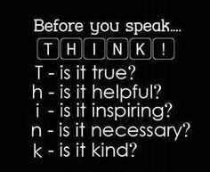 T H I N K