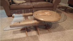 Uss Enterprise Coffee Table Is Furniture's Final Frontier