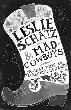 Mad Cowboy poster