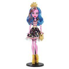 Other Mattel Dolls Dolls Dashing Monster High Ghoulebrities In Londoom Elissabat Replacement Purse Bag Black Uk