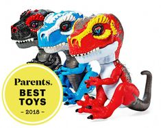 Impressing a toy veteran isn't easy, but these new 2018 toys for kids ages 5 years old and up succeeded.