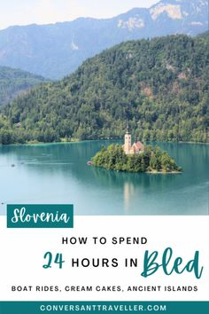 How to spend 24 hours in Bled - Conversant Traveller Road Trip Europe, Europe Travel Guide, Europe Destinations, Travel Plan, Travel Guides, Beautiful Places To Visit, Cool Places To Visit, Places To Go, European Vacation