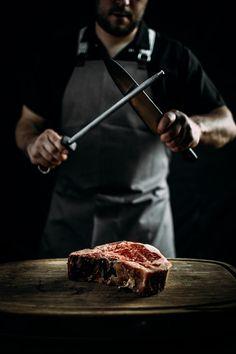 The Butcher (Pour Feliciter Ideas)