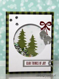 CC665 DT Sample - Mary's card