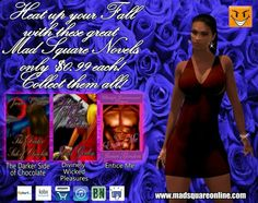 Check out www.madsquareonline.com today!