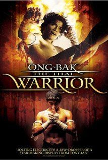 Ong Bak: The Thai Warrior. Is the most entertaining martial arts movie I've seen. Athletic freak Tony Jaa performs all of his stunts. Great watch!
