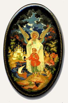 баул ангел хранитель