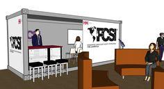 FCSI Education Pavilion Box designed by LU Schildmeyer