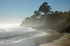 capitola, california--a long-time favorite destination.