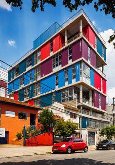 Galeria - Edifício BOX 298 / Andrade Morettin Arquitetos Associados - 1