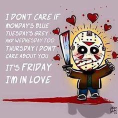 Und wer liebt den Freitag nicht?