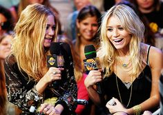 13 Times the Olsen Twins Warmed Our Hearts With Silly Grins via @WhoWhatWearUK