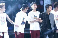 Exo #Hunhan 훈 한 SM Town world tour Beijing 131019