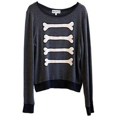 wildfox | Tumblr ❤ liked on Polyvore featuring tops, sweaters, shirts and jumpers