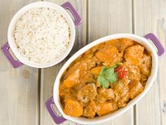 Pumpkin Bredie (South Africa) - Add a stamp for South Africa to your culinary passport. Lamb stewed until tender with peppers, onion, spices, and pumpkin makes a beautiful dish to serve over rice.    CDKitchen.com