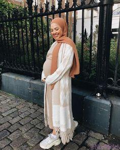 Mode Abaya, Mode Hijab, Modern Hijab Fashion, Muslim Fashion, Hijab Outfit, Pregnacy Fashion, Mode Turban, Autumn Fashion Women Fall Outfits, Hijab Fashionista