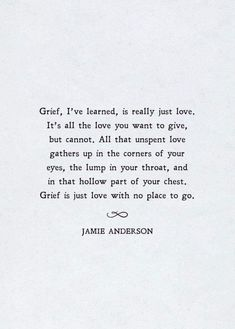 That's Love, Love Is All, Jamie Anderson, Dealing With Grief, Cards Against Humanity, Learning, Words, Windmills, Sad