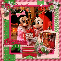 Mickey's Very Merry Christmas Party (General) - Page 5 - MouseScrappers.com