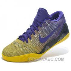 http://www.jordanabc.com/nike-kobe-bryant-9-premium-yellow-mens-low-basketball-shoes-for-sale.html NIKE KOBE BRYANT 9 PREMIUM YELLOW MENS LOW BASKETBALL SHOES FOR SALE Only $129.00 , Free Shipping!