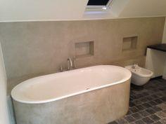 Stuc deco. Stoopen&Meeus. Luxury bathrooms.