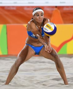 10 Of The Hottest Professional Beach Volleyball Stars In World