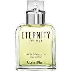 CK Eternity for men    Current perfume! I really love this one but a bit too strong for everyday use.